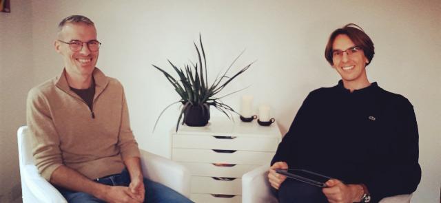 entrevista cómo amarnos olivier houet pepón jover